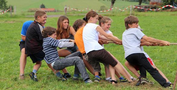 Gruppenstunde kennenlernen